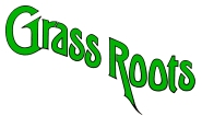 Grass Roots Magazine logo