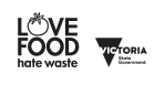 Love Food Hate Waste Victoria logo