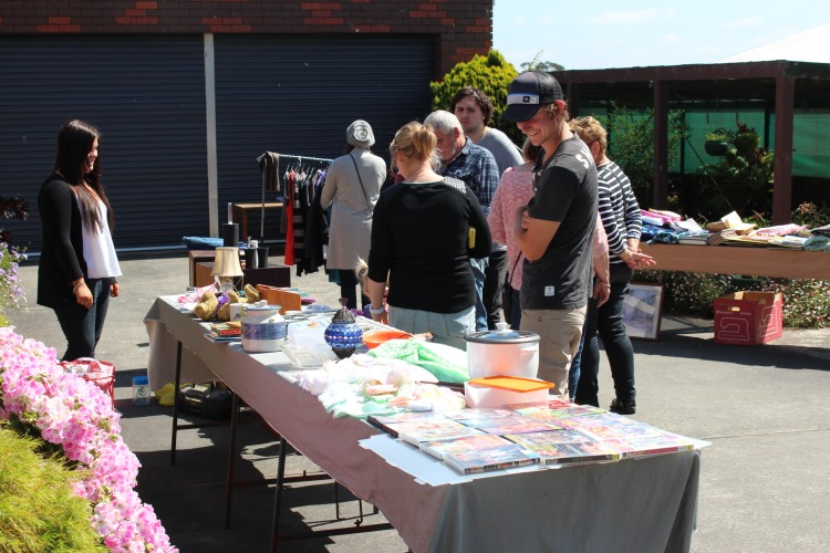 Poowong Pickers Festival Garage Sale 2015