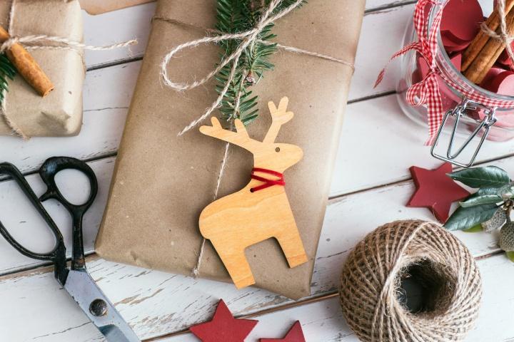 Zero waste Christmas.