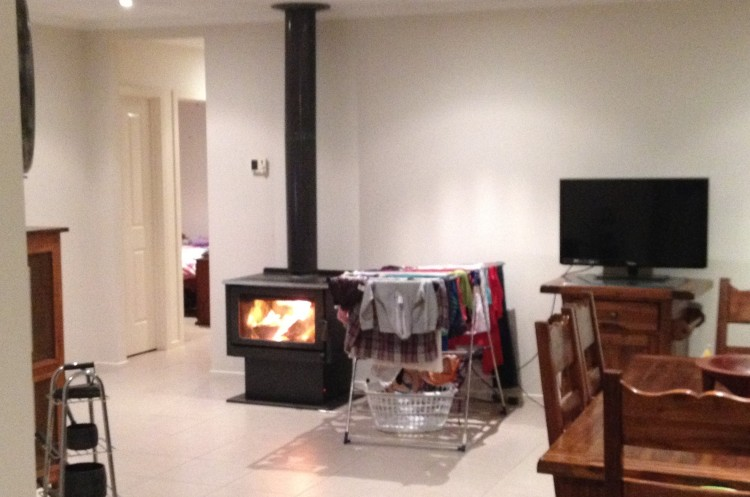 fire place poowong