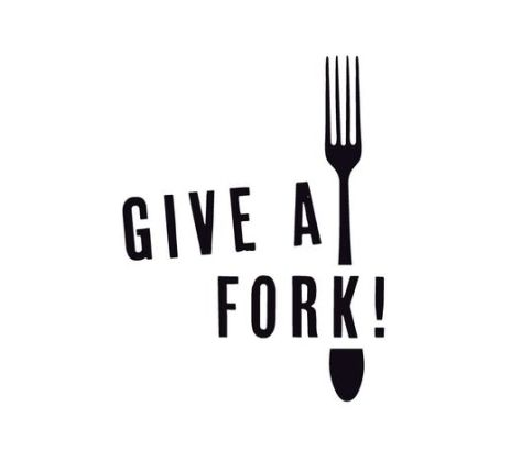 Give a fork square logo