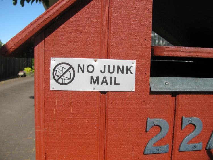 Letterbox Waste Management
