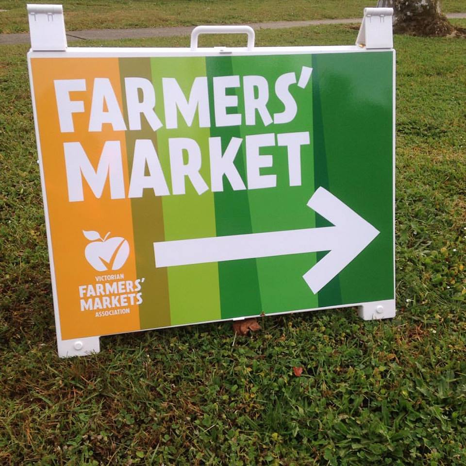 At Wednesday Farmers Market I Signed >> How To Shop Plastic Free At The Farmers Market Gippsland Unwrapped
