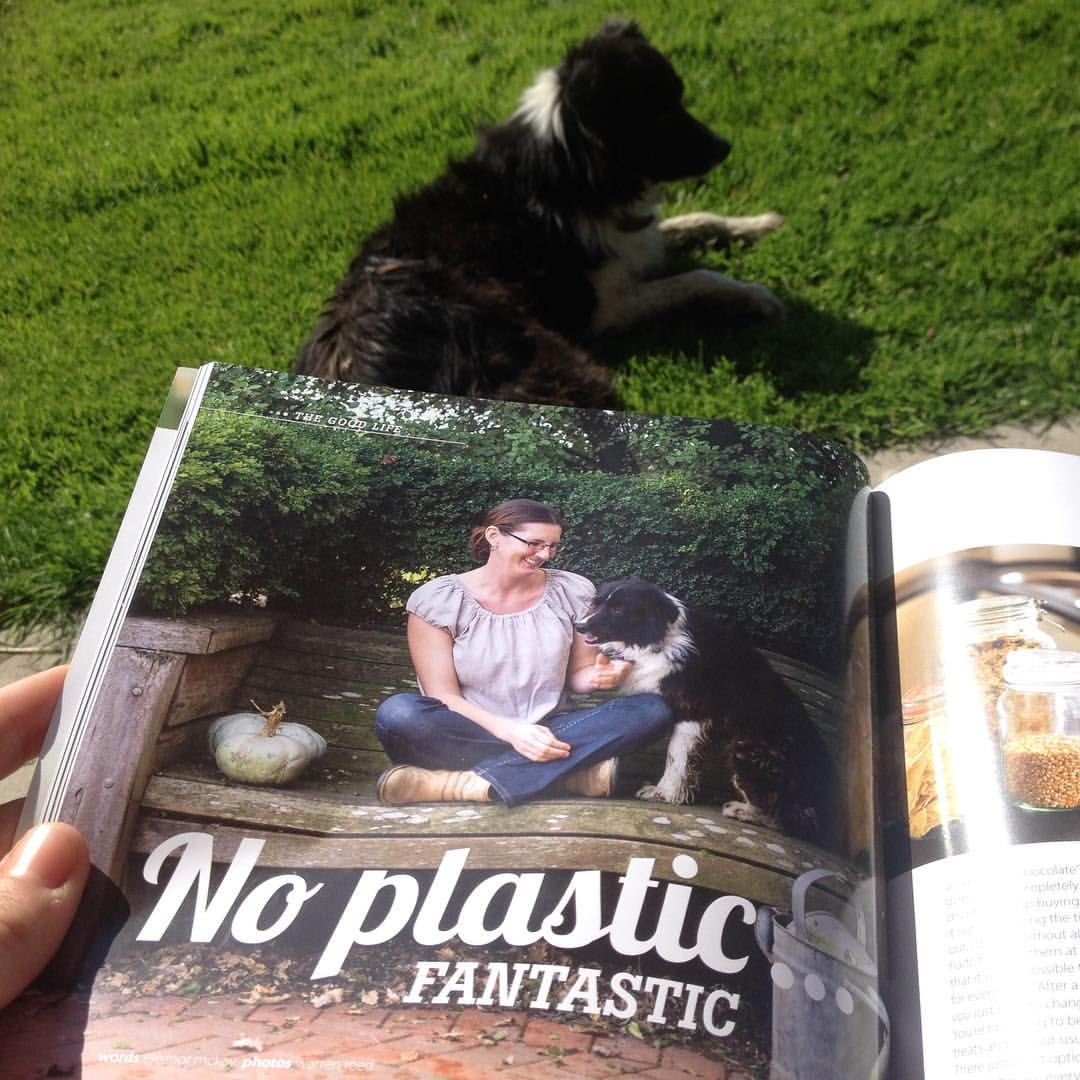 No Plastic...Fantastic by Coast Magazine.