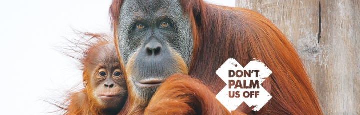 Zoos Victoria image: Don't palm us off.