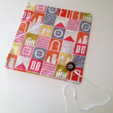 DIY cloth sandwich wrap