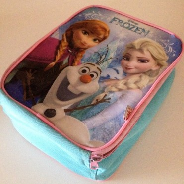 Insulated school lunch bags